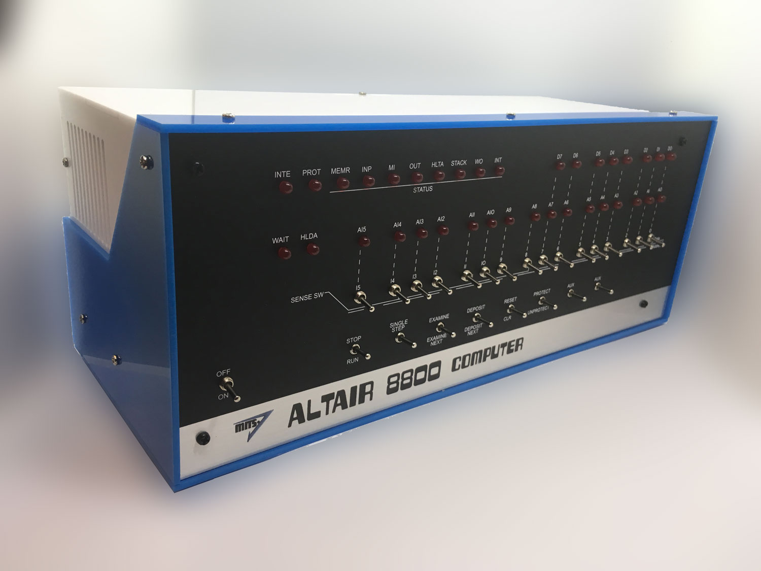Altair 8800 Emulator Kit
